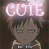 Cute But Evil
