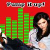 Kat pump it up