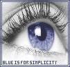 blue devil eyes